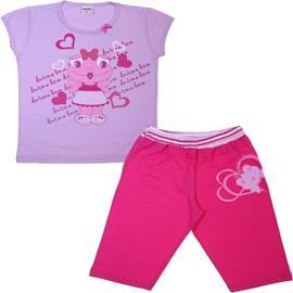 Pijama Infantil - Menina Chacabrú - cod. 6140