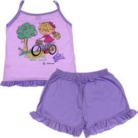 Pijama Infantil Menina Izi Dreams 6592