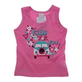 Regata Infantil Menina Kiss - 9046