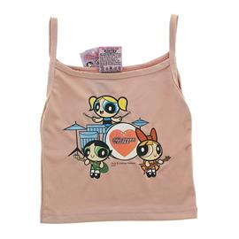 Mini Blusa Regata Meninas Super Poderosas 7906