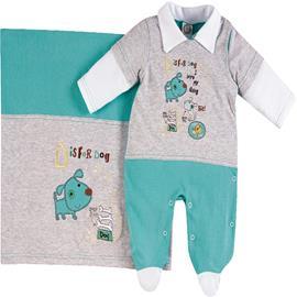 Sa�da de Maternidade Menino Le�o Mel�o 6570