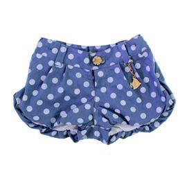 Shorts Jeans de Bebê Balone 8586