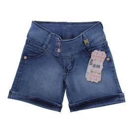 Shorts Jeans Infantil 8985