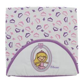 Toalha de Banho Bordada Princesa 9924