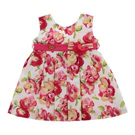 Vestido Infantil Floral - cod. 8113