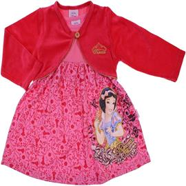 Vestido Infantil Princesas Brandili 6584