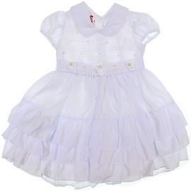 Vestido de Beb� para Batizado 6365