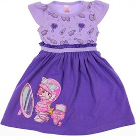 Vestido de Bebê Penélope Charmosa 6568