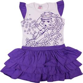Vestido Infantil Pen�lope Charmosa 6523