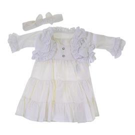 Vestido para Bebê Batizado 6911