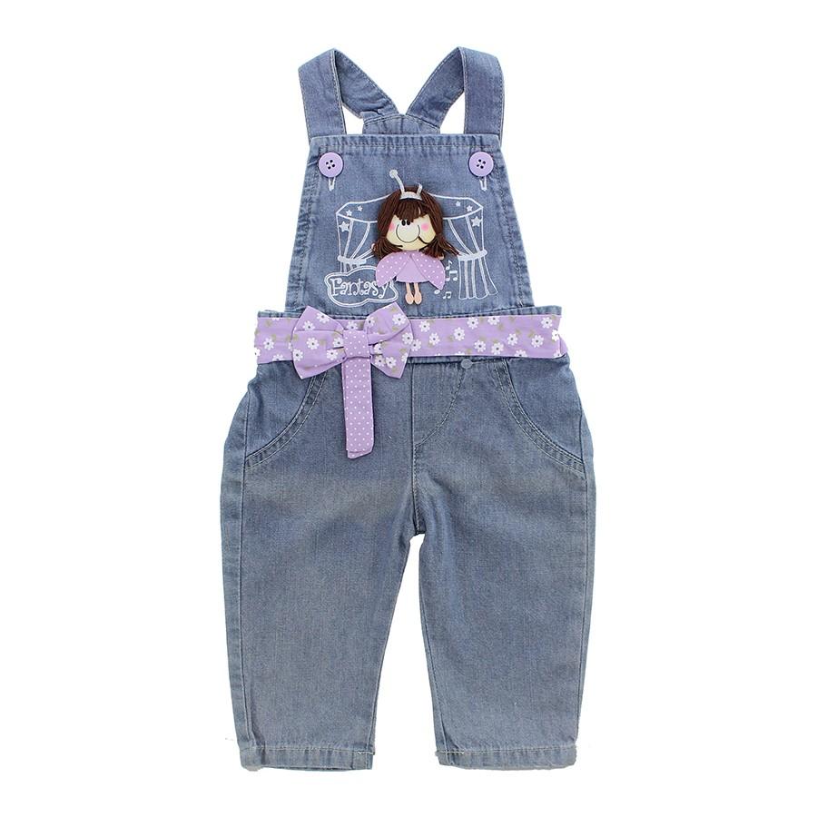 Jardineira jeans bebe 8461 jeans cegonha encantada for Jardineira bebe 1 ano
