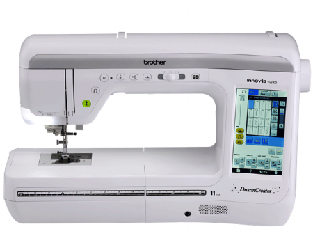Máquina de Costura para Quilting e Patchwork Brother VQ 2400