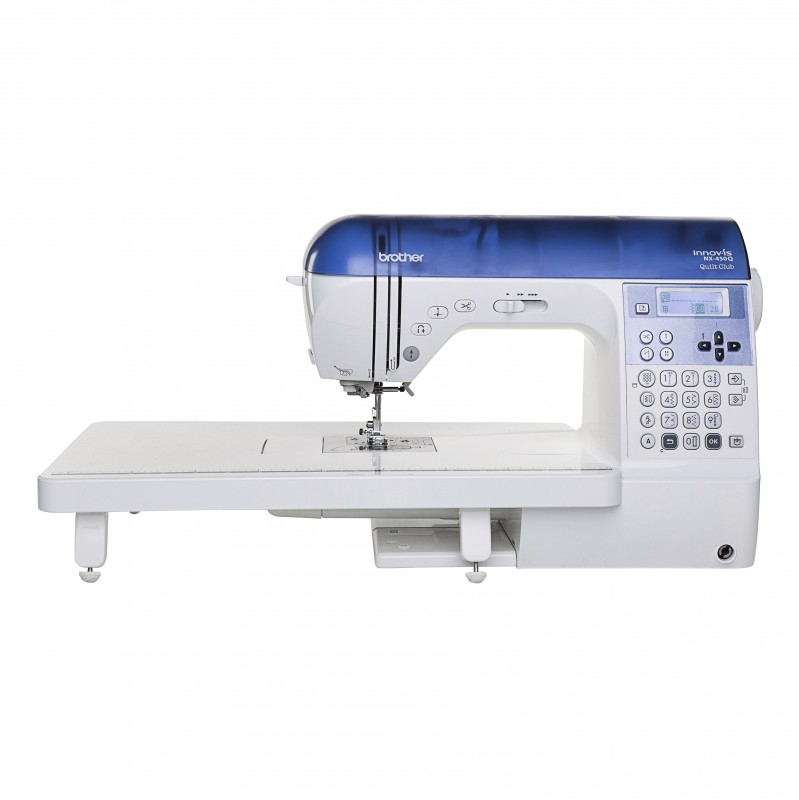 Máquina de Costura para Quilting e Patchwork Brother NX450Q