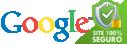 Selo seguro do Google