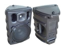 Imagem - Caixa de som passiva 2 vias com alto-falante de 10