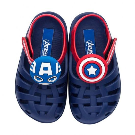 Sandália Infantil Avengers Kawaii 21481