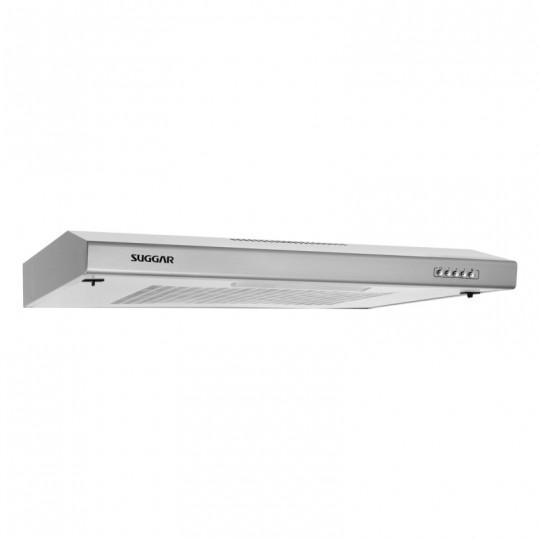 Depurador de Parede Slim II 80cm Inox DM81IX 127V Suggar