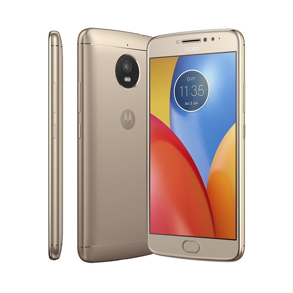 Smartphone Motorola Moto E4 Plus XT1773 Ouro