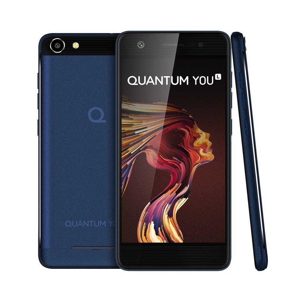 Smartphone Quantum YOU L 32GB Azul