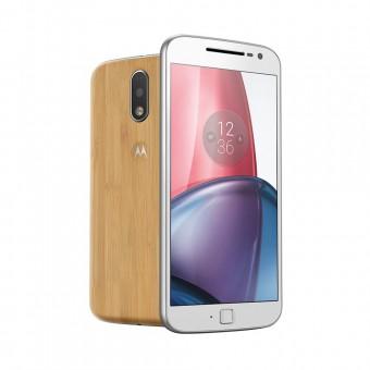 Smartphone Motorola Moto G4 Plus XT1640 Branco Bambu