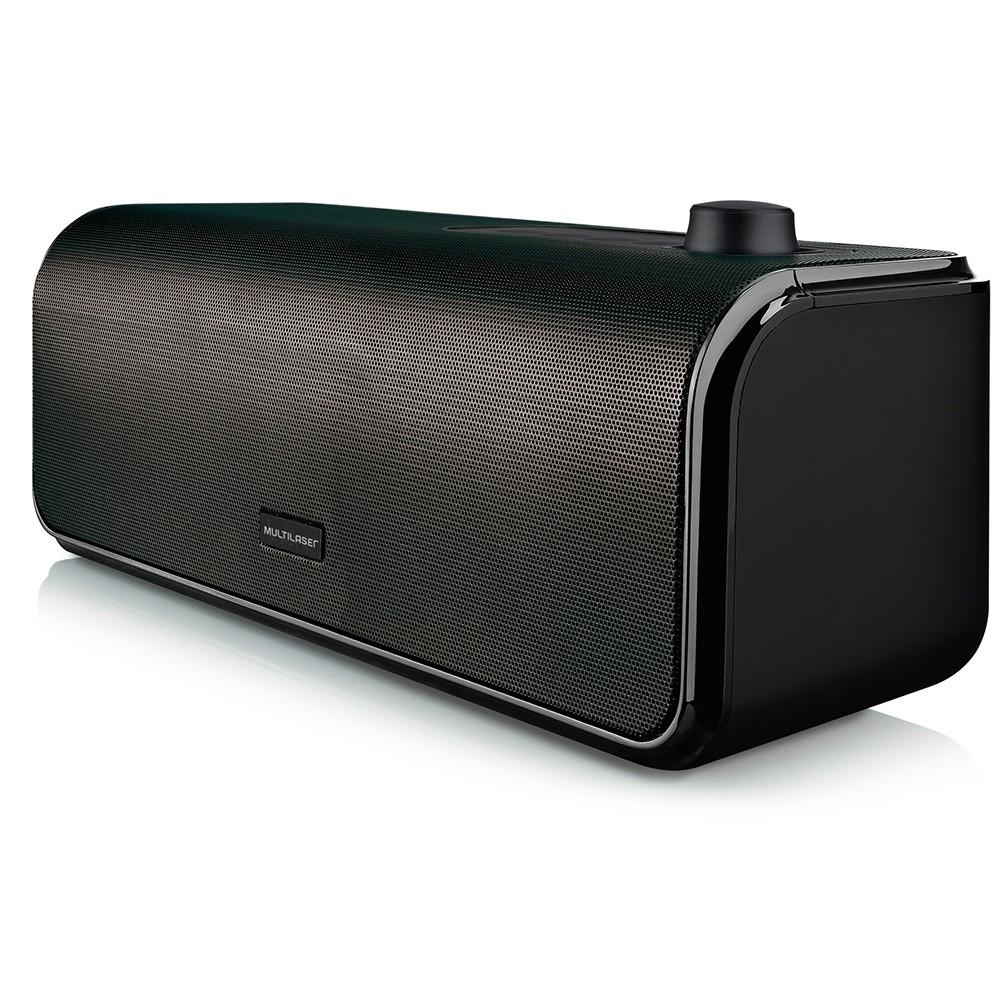 Caixa De Som Bluetooth Top Sound 50w SP190 Multilaser