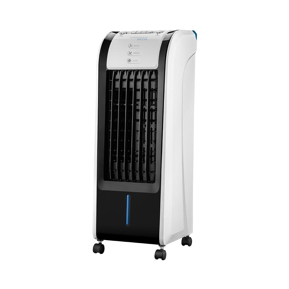 Climatizador de Ar Breeze CLI506 Prata/Preto 127v Cadence
