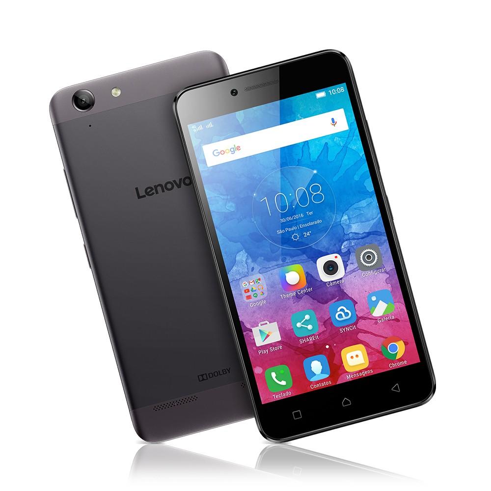 Imagem - Smartphone Lenovo Vibe K5 Grafite