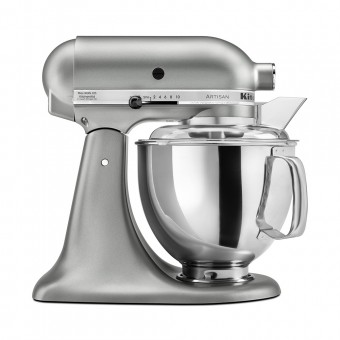Batedeira Stand Mixer KitchenAid Artisan Contour Silver KEA33DS 127V