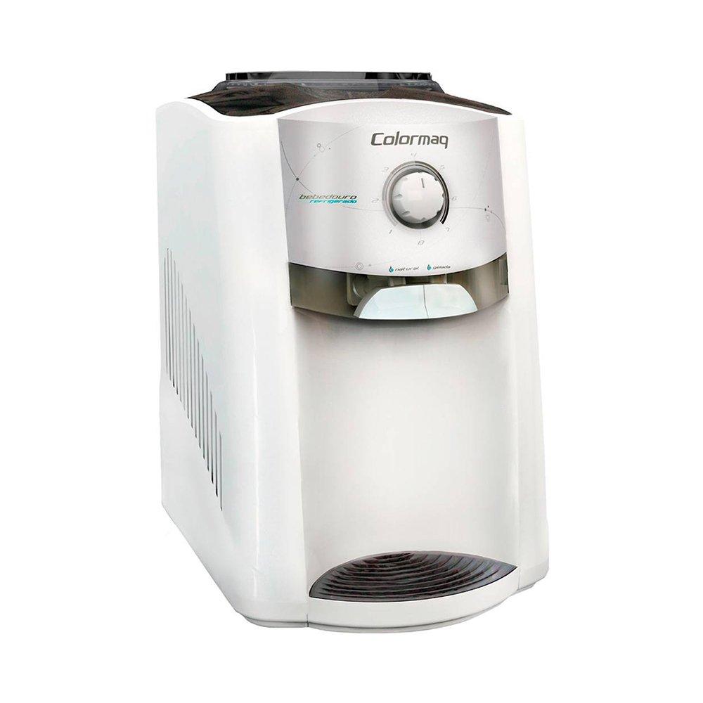 Bebedouro de Água Refrigerada Colormaq Branco 127V
