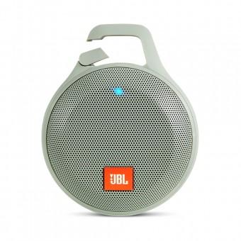 Caixa de som Bluetooth JBL Clip+ Prata