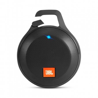 Caixa de som Bluetooth JBL Clip+ Preto