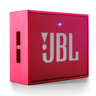 Caixa de Som Bluetooth JBL GO Rosa