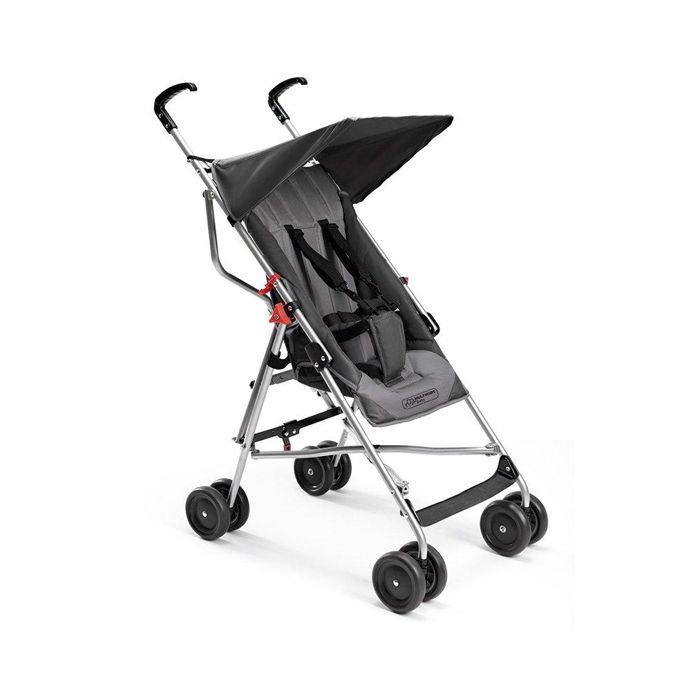 Carrinho de Bebê Guarda-chuva Pocket Cinza Multikids Baby BB502 Multilaser