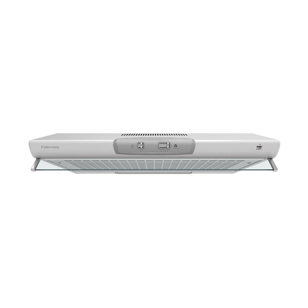 Depurador de Ar Colormaq Cook 80cm Branco 220V