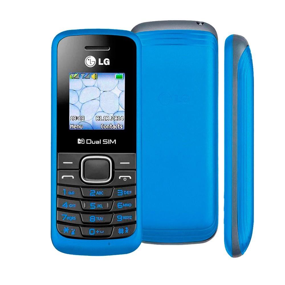 Celular LG B220 Azul