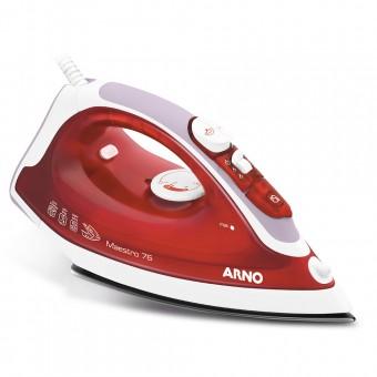 Ferro a Vapor Arno Maestro FM25 Vermelho 220V