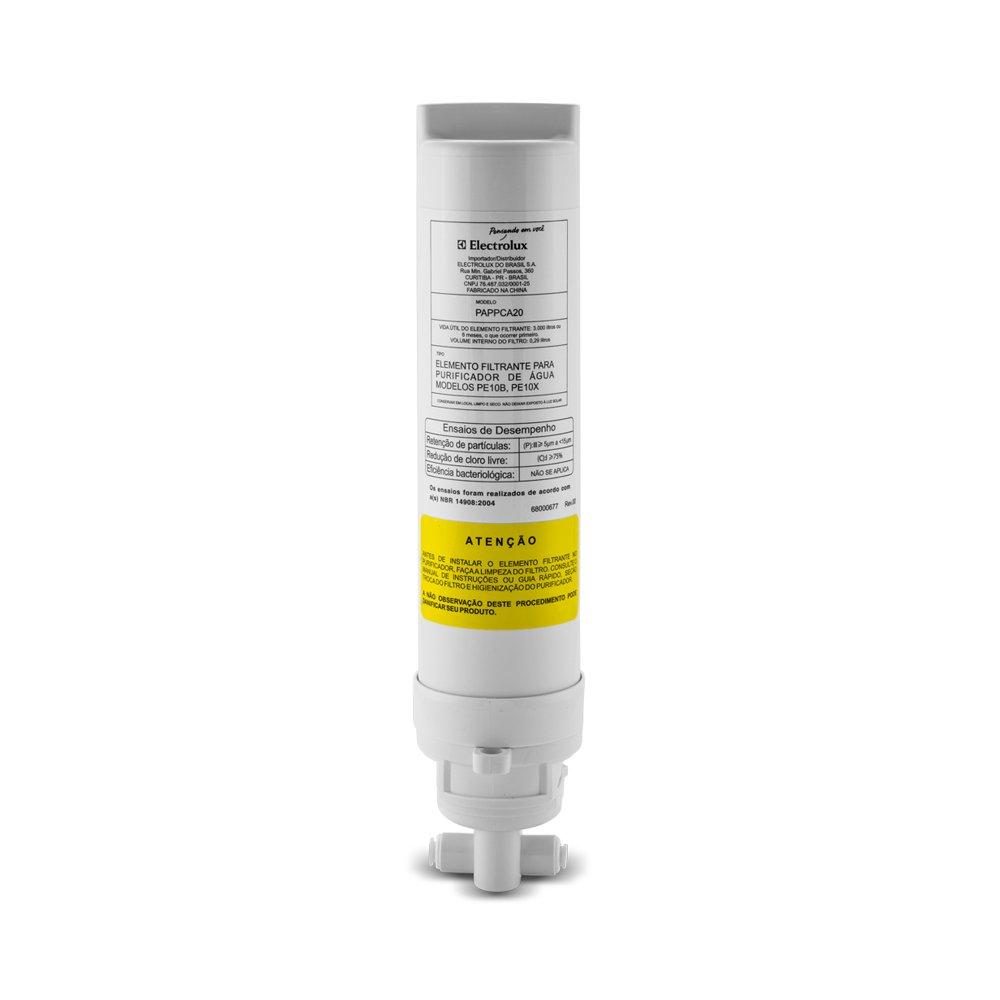 Filtro para Purificador de água Electrolux PE10B E PE10X Todos os Modelos PE