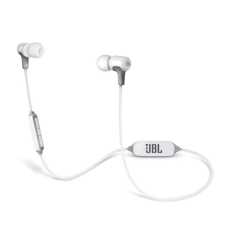 Fone de Ouvido Bluetooth JBL E25BT Branco