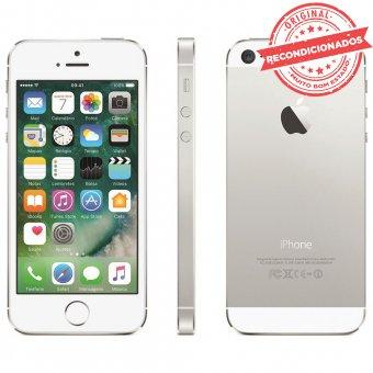 iPhone 5S Prata 16GB Apple Recertificado