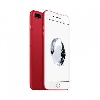 iPhone 7 Plus Vermelho 256GB Apple