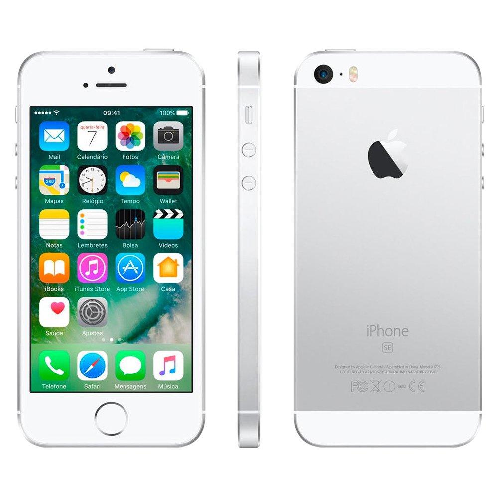 iPhone SE Prata 32GB Apple