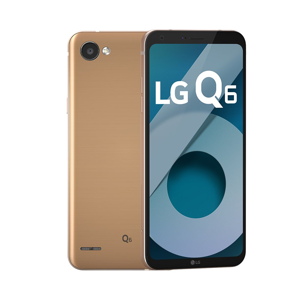 Smartphone LG Q6 M700TV Rose Gold