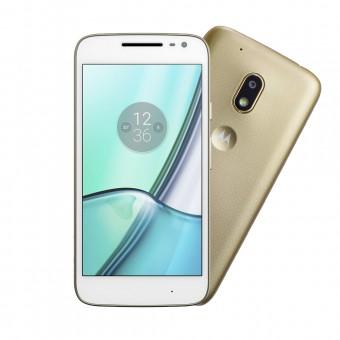 Smartphone Motorola Moto G4 Play DTV Edição Especial Dourado XT1603