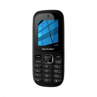 Celular Multilaser UP 3G Dual P9017 Preto