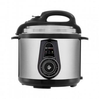 Panela de Pressão Elétrica Agile Cook Inox PAN901 127V Cadence