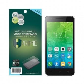 Película Vidro Temperado Premium HPrime Lenovo Vibe C2