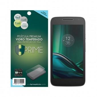 Película Vidro Temperado Premium HPrime Motorola Moto G4 Play