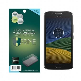 Película Vidro Temperado Premium HPrime Motorola Moto G5