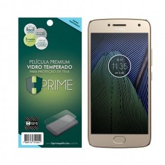 Película Vidro Temperado Premium HPrime Motorola Moto G5 Plus