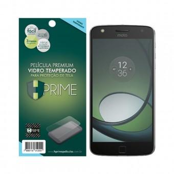 Película Vidro Temperado Premium HPrime Motorola Moto Z Play